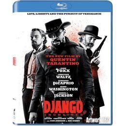 Django Unchained (Blu-ray) [2013] [Region Free]